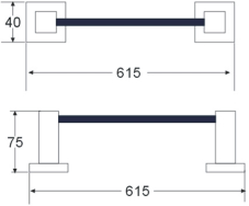 Suport prosop simplu 3301