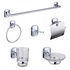 Set accesorii baie 6 piese Gelamor Premium 6700